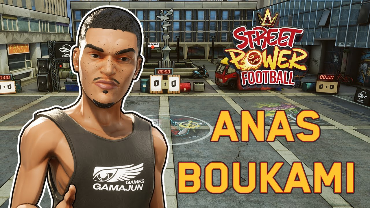 Street Power Football Scrn13072020 - Street Power Football – Trailer para o jogador Anas Boukami